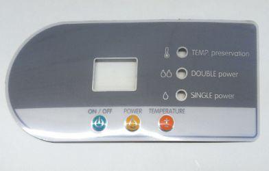 Wesen adhesivo inox silver  30-100litros