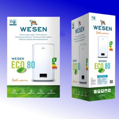 Termo Electrico Wesen ECO 30 SMART