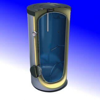 Termo electrico 200 litros, Lemet
