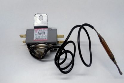 Wesen termostato de seguridad inox flat-silver 30-200Litros